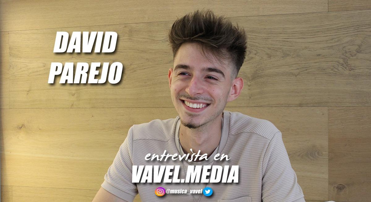 """Entrevista. David Parejo: """"Tenía muchas ganas de volver a sacar música,para míes un momento muy especial"""""""