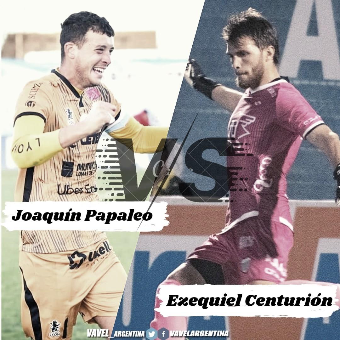 Cara a cara: Joaquín Papaleo vs. Ezequiel Centurión