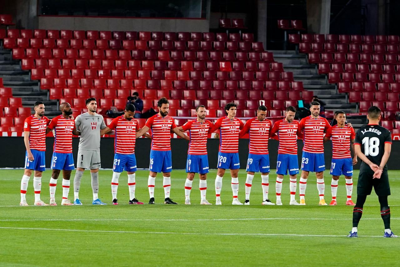 Granada CF – SDEibar: puntuaciones del Granada CF, jornada 31 deLaLiga
