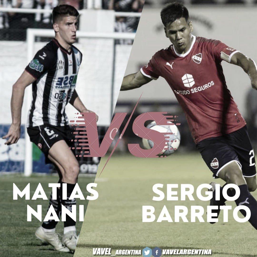 Cara a cara: Sergio Barreto Vs. Matias Nani