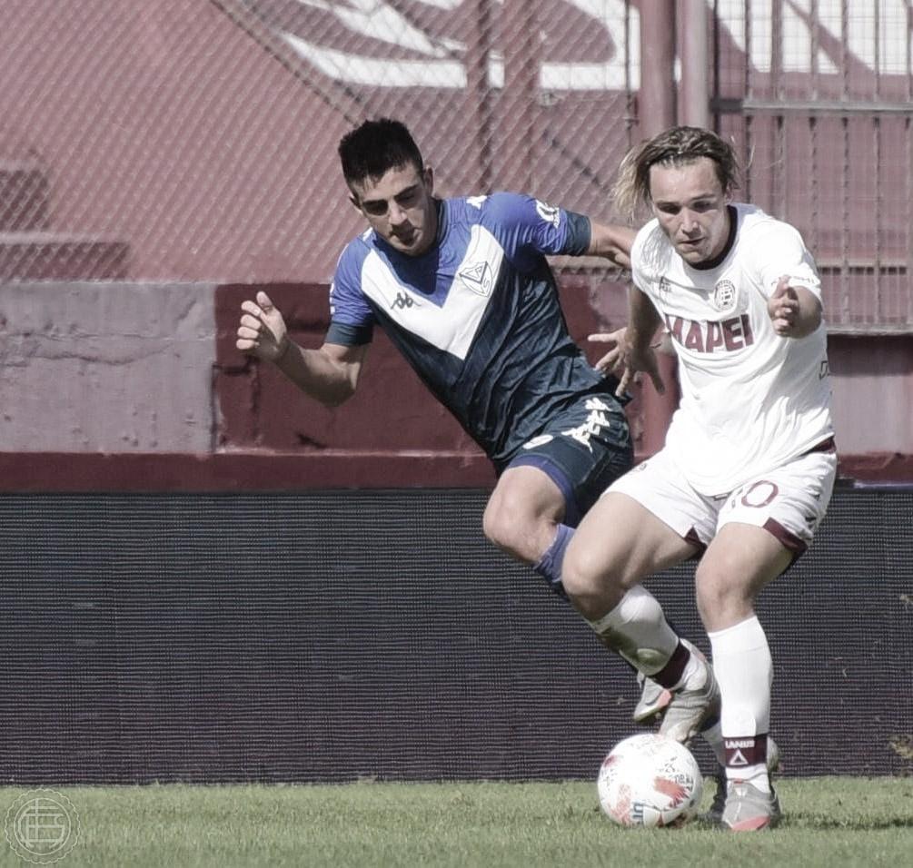 Perdió Lanús y complica su clasificación en la Copa de la Liga.