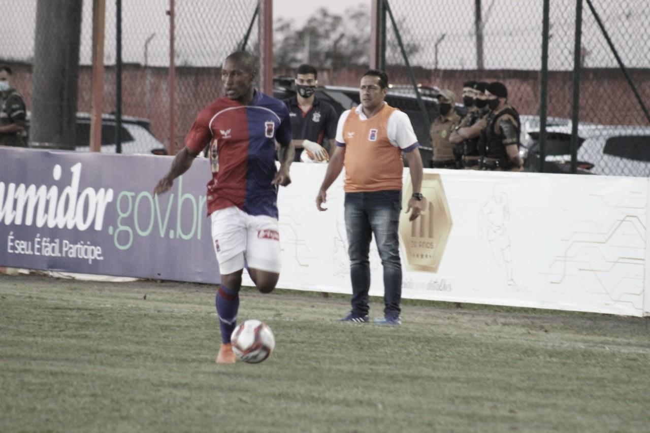 Herói contra o Cianorte, Gustavinho quer Paraná sem erros diante do Athletico