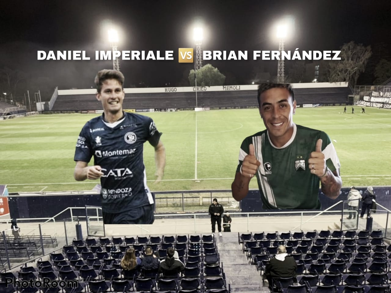Brian Fernández vs Daniel Imperiale: las llaves del gol en Mendoza