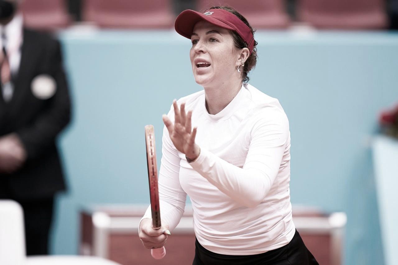 Pavlyuchenkova vence Pliskova com direito a 'pneu' e vai às oitavas em Madrid