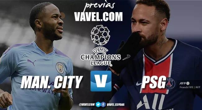 Previa Manchester City - PSG: en busca de la primera Champions