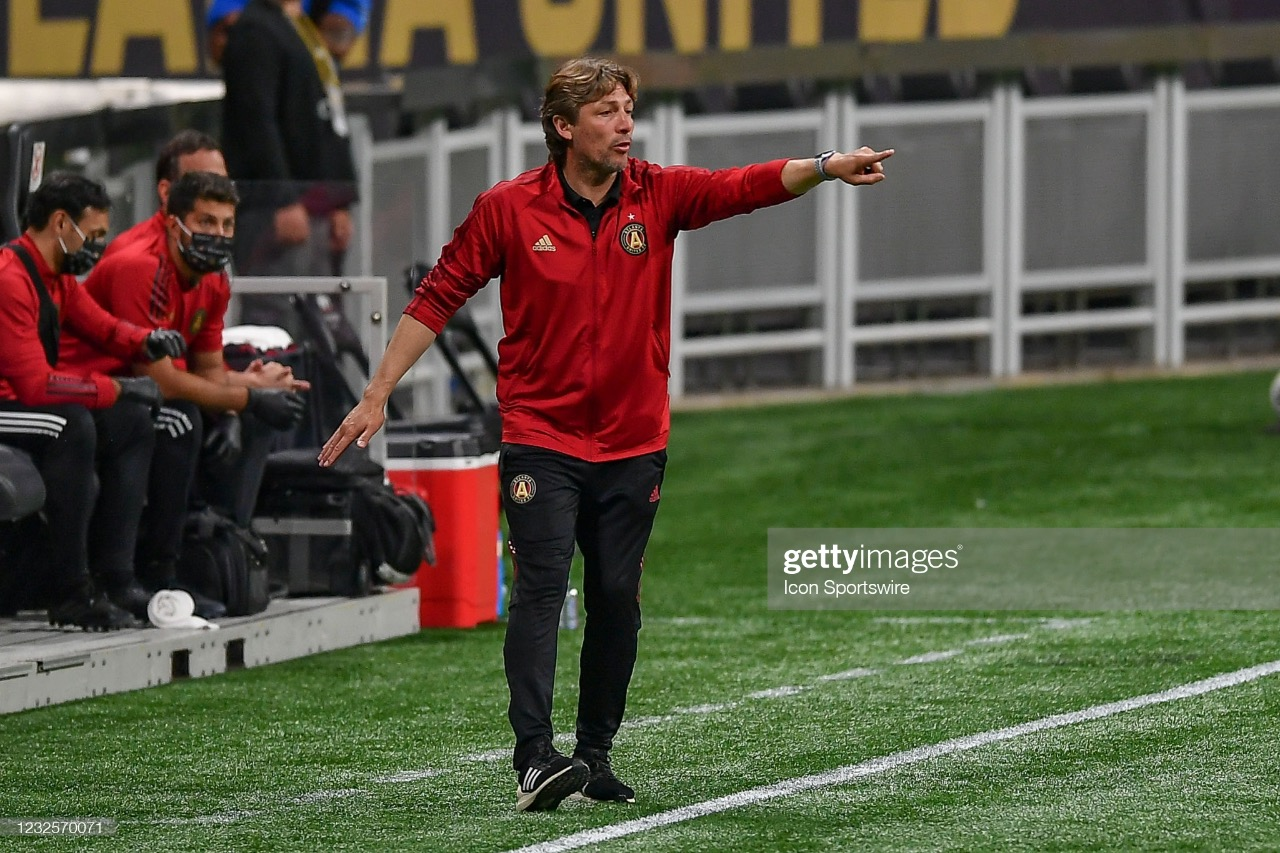 Gabriel Heinze Speaks Following Atlanta United's Exit From CONCACAF Champions League