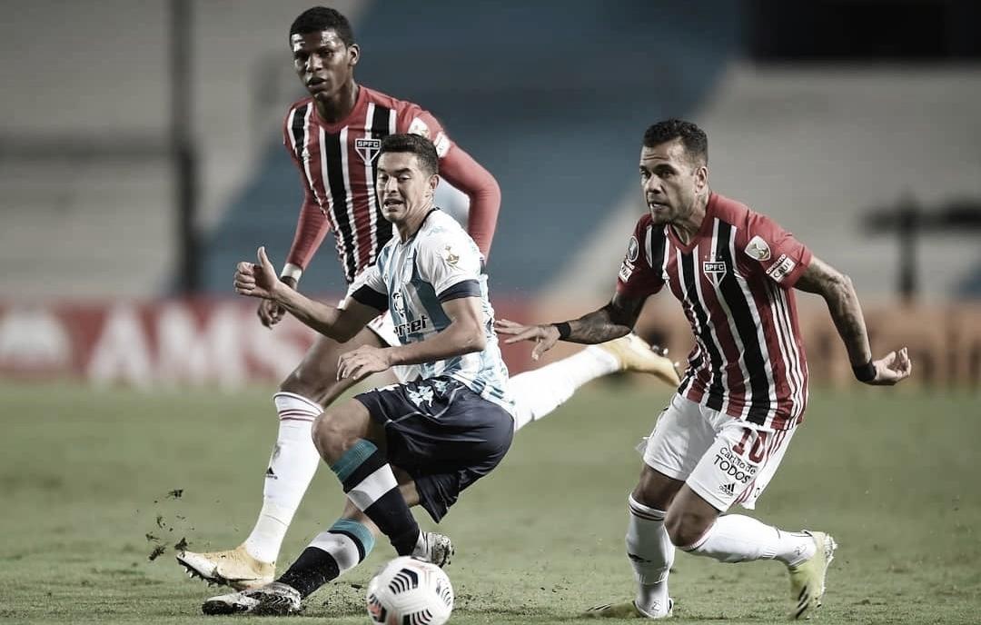 Un partido muy disputado en Avellaneda