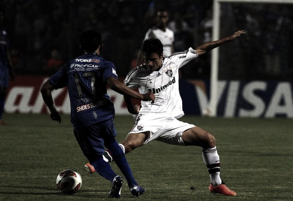 Fluminense nunca venceu pela Libertadores no Equador; veja os números