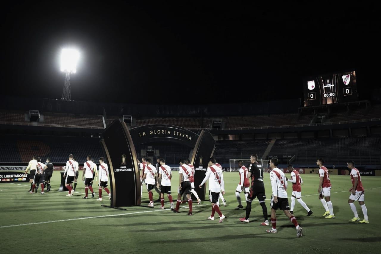 Santa Fe y River Plate empataron en 'la Olla'