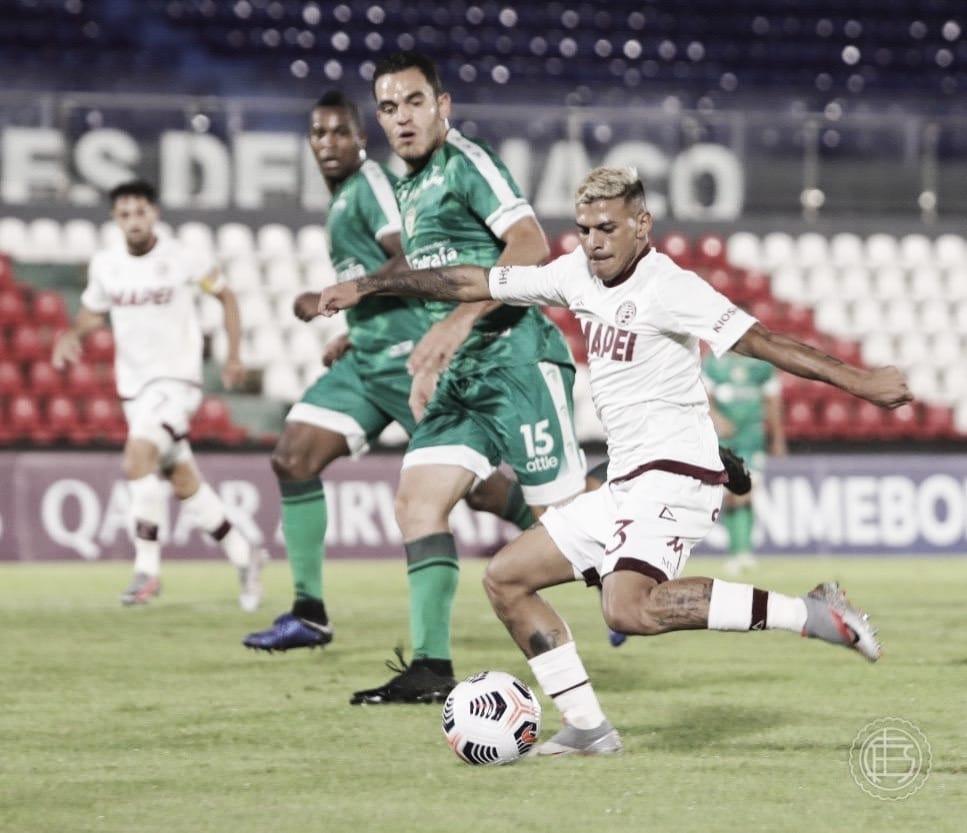 El Granate volvió al triunfo y sigue con vida en la Copa Sudamericana