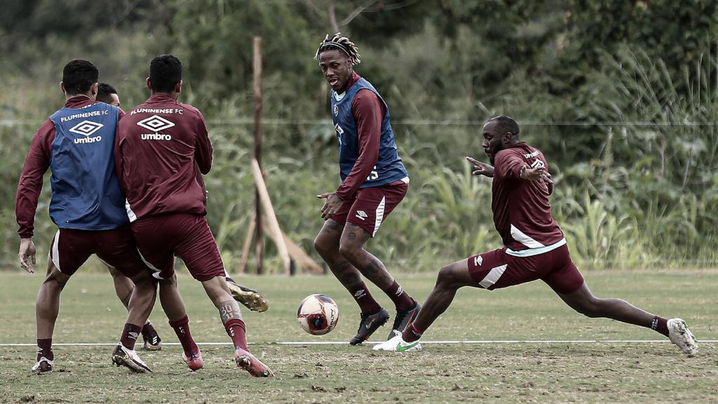 Time alternativo do Fluminense finaliza preparação para pegar a Portuguesa-RJ