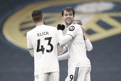 El Leeds puso fin a la racha del Tottenham