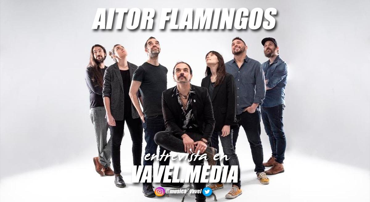 """Entrevista. Aitor Flamingos: """"Yo tengo la suerte de que mis dos trabajos están llenos de música"""""""