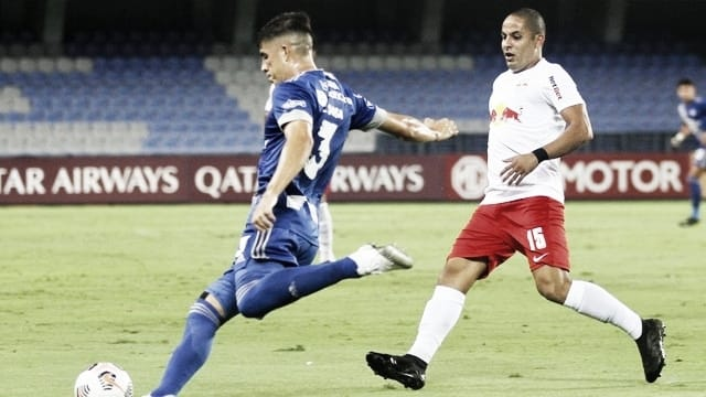 Bragantino joga vida contra Emelec pela Copa Sul-Americana