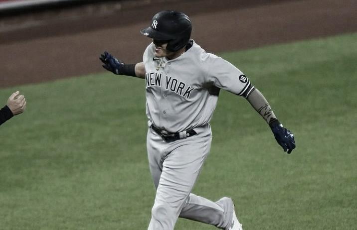 Con cuadrangular de Gio Urshela, los Yankees vencieron a los Orioles