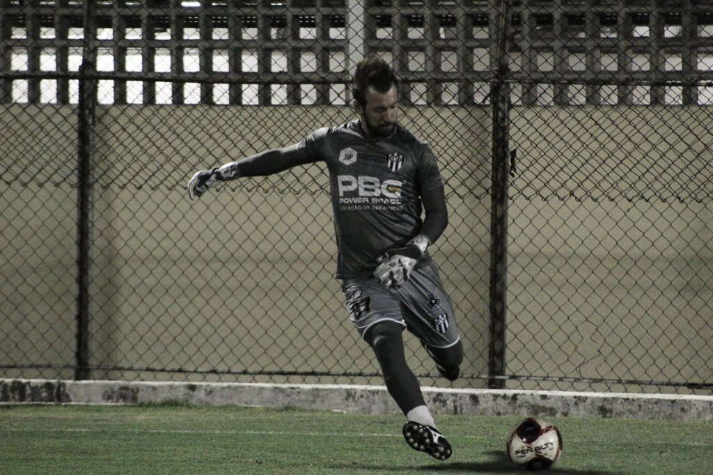 Após encerrar sua participação pelo EC São Bernardo, Felipe Rocha falou sobre o seu futuro