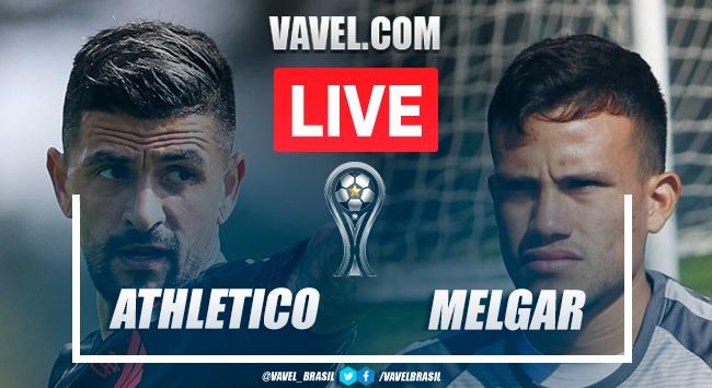 Gol e melhores momentos de Athletico-PR 1x0 Melgar pela Copa Sul-Americana