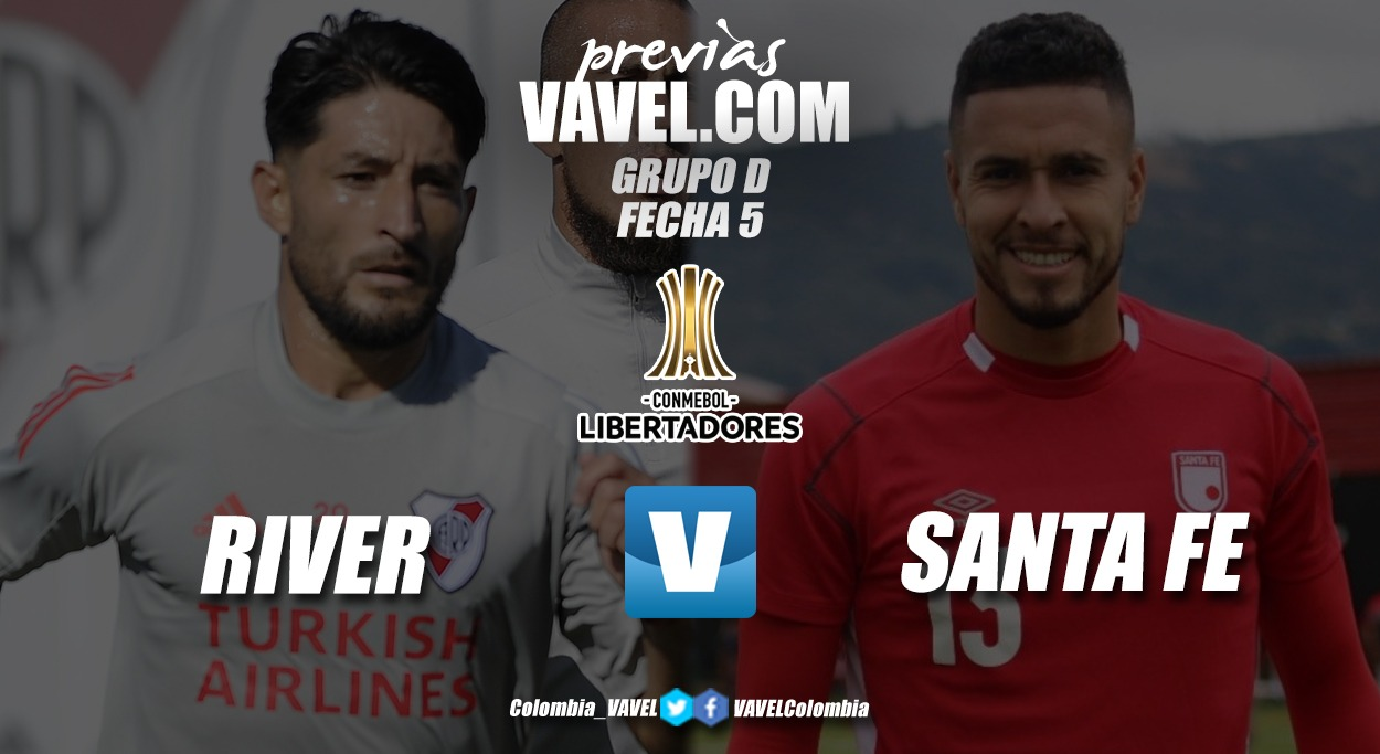 Previa River Plate vs Santa Fe: ahora o nunca