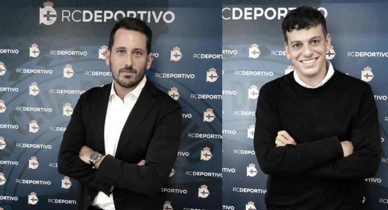 Juan Giménez y Martín Castiñeira, nuevos miembros de la secretaría técnica