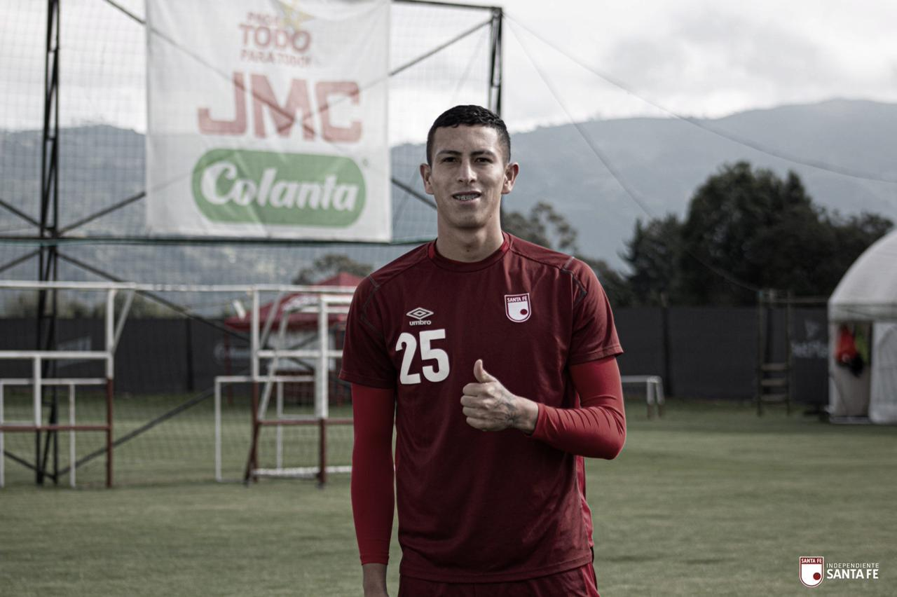 """Alejandro Moralez: """"El equipo ha estado unido, es un torneo difícil"""""""