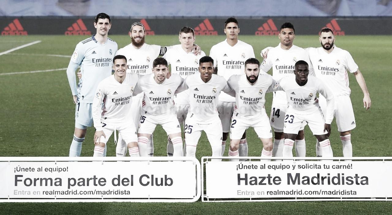 Los rompecabezas del Madrid durante la temporada: pandemia y lesiones