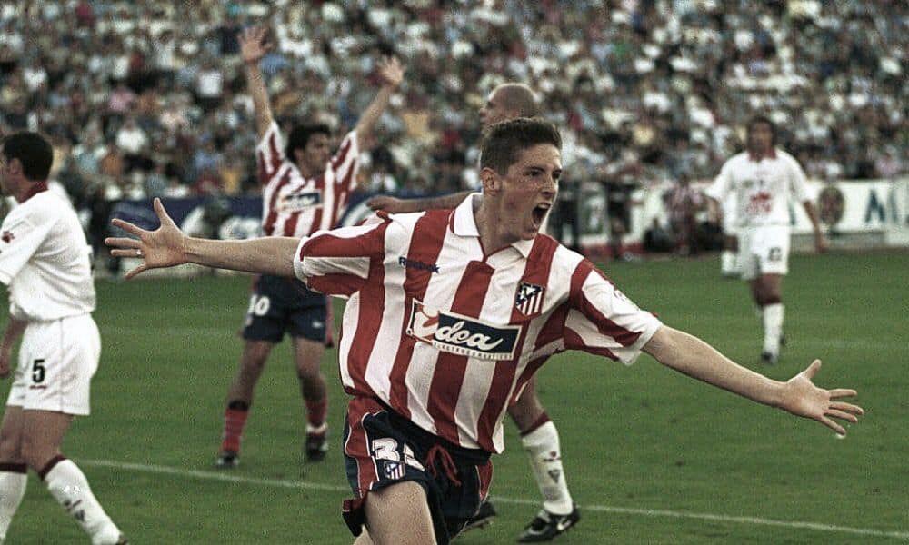20 años del debut de Fernando Torres