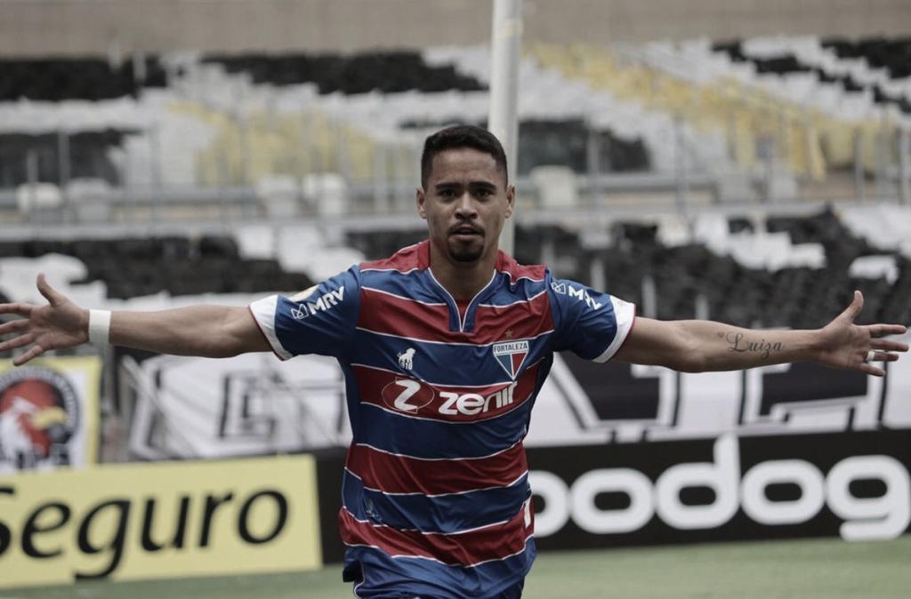 Pikachu brilha, Fortaleza vence Atlético-MG de virada e começa bem no Brasileirão
