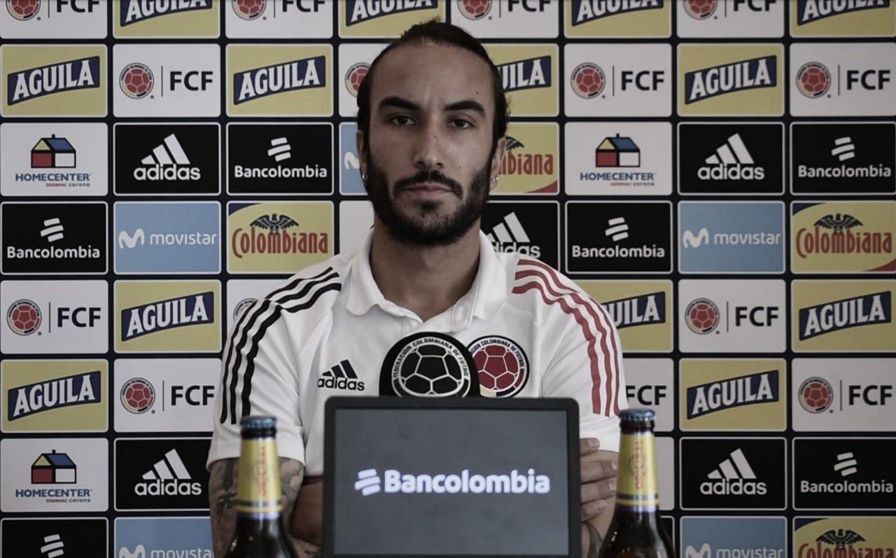 """Sebastián Pérez: """"Es una sensación única volver a vestir estos colores"""""""