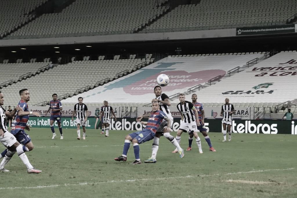 Em Clássico-Rei estratégico, Fortaleza e Ceará empatam na estreia da Copa do Brasil