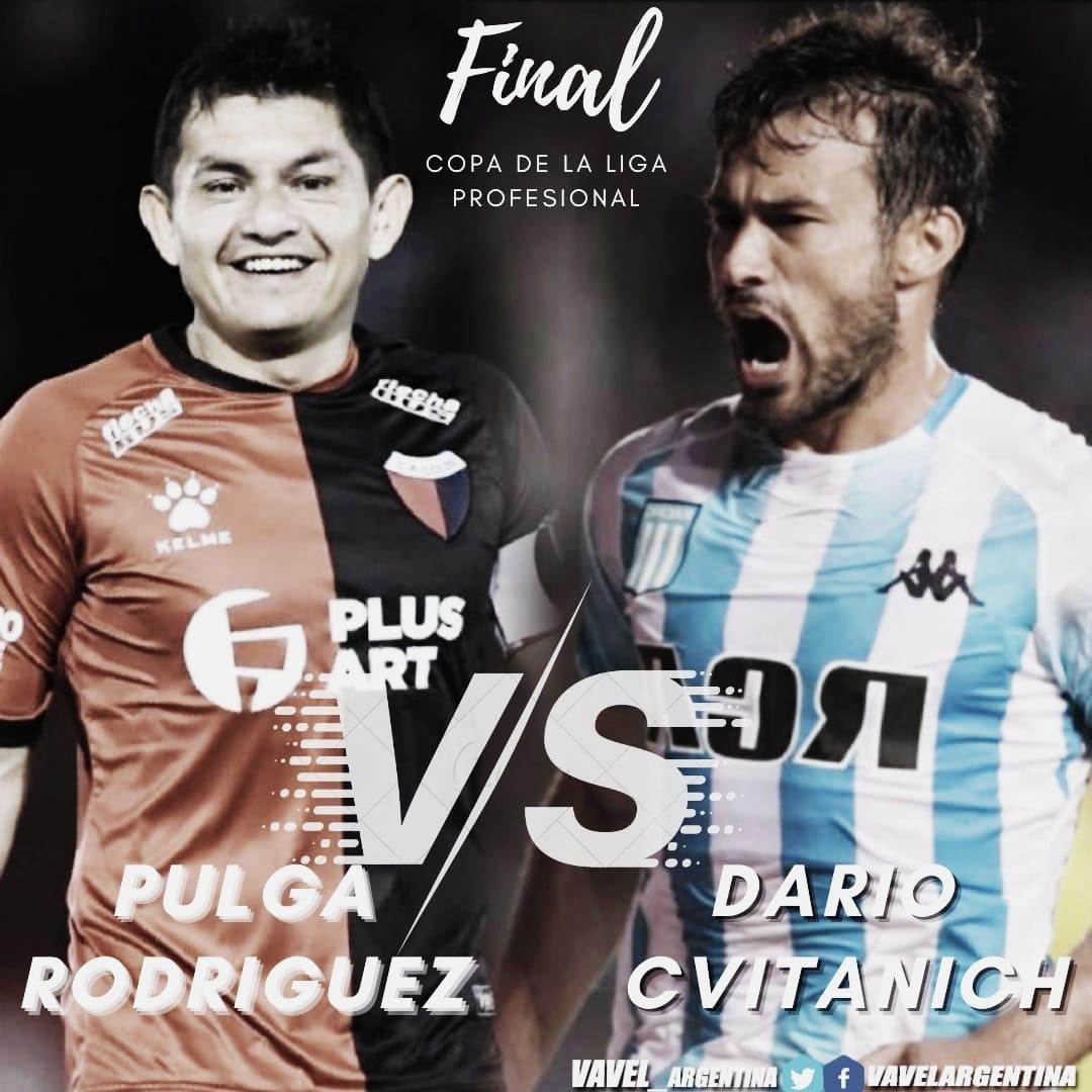 Cara a Cara : El Pulga Rodriguez vs Darío Cvitanch