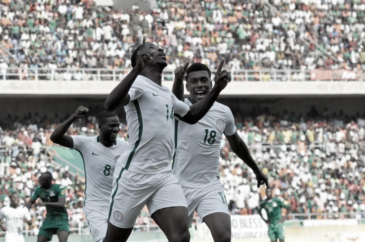 Gols e melhores momentos Nigéria 0 x 1 Camarões no amistoso internacional