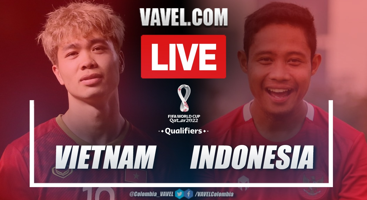 Goals and Highlights: Vietnam (4-0) Indonesia in FIFA World Cup Qualifiers 2022