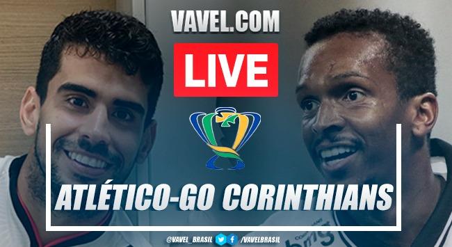 Melhores momentos de Atlético-GO x Corinthians (0-0)