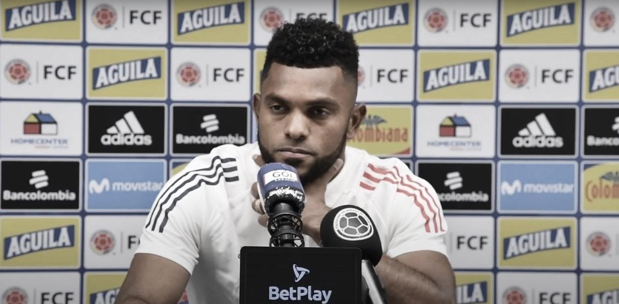 """Miguel Ángel Borja: """"Estábamos enfrentando a una Argentina que sabe jugar"""""""