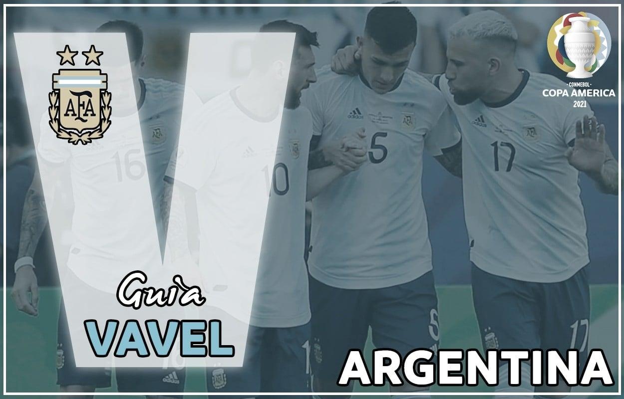 Guía VAVEL, Copa América 2021: Argentina