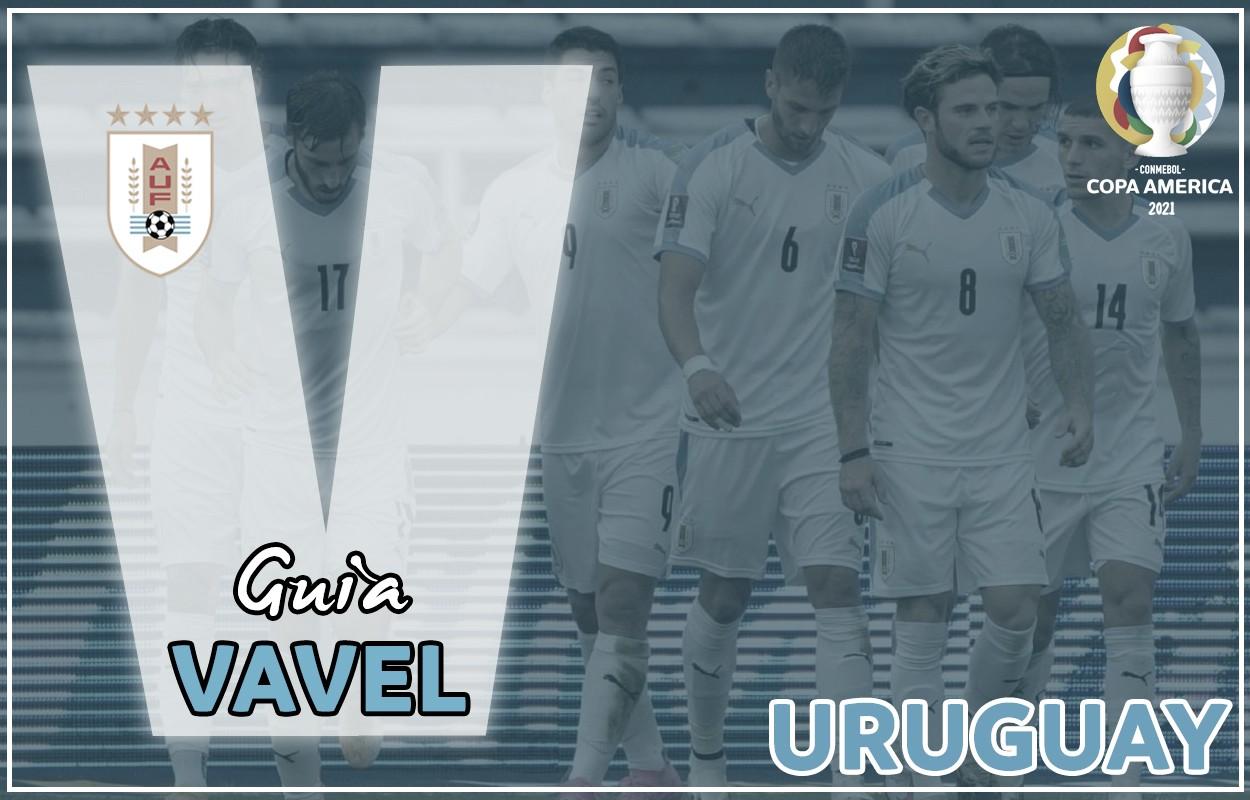 Guia VAVEL, Copa América 2021: Uruguay