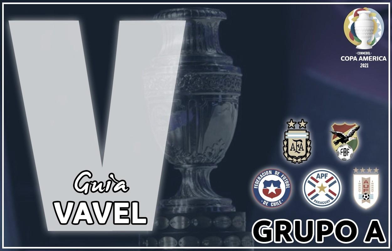 Guía VAVEL, Copa América 2021: Grupo A