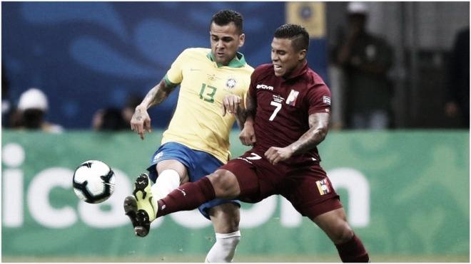 Para recordar: la vez que Venezuela logró sacar su arco en cero frente a Brasil en la Copa América