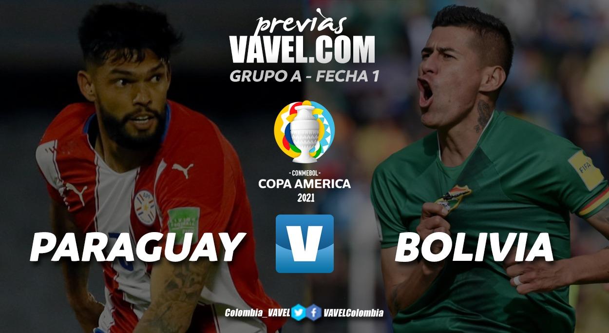 El debut de Bolivia y Paraguay en la Copa América