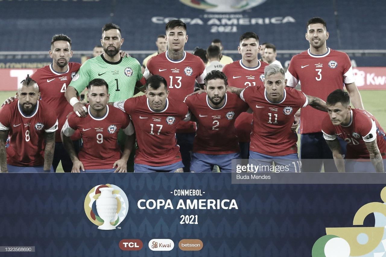 El uno por uno de la Selección Chilena versus Argentina