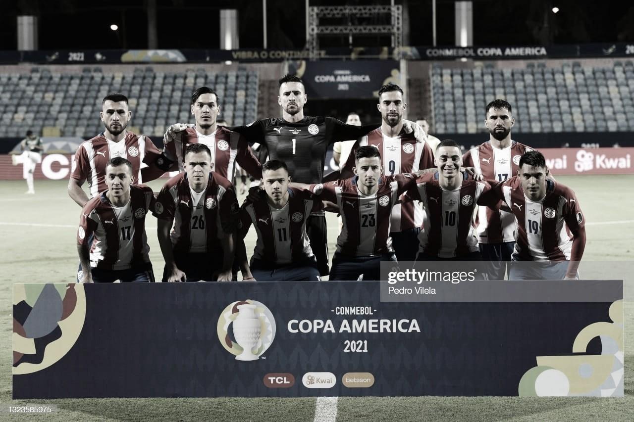Uno x uno - Paraguay sacó la garra y remontó con goleada