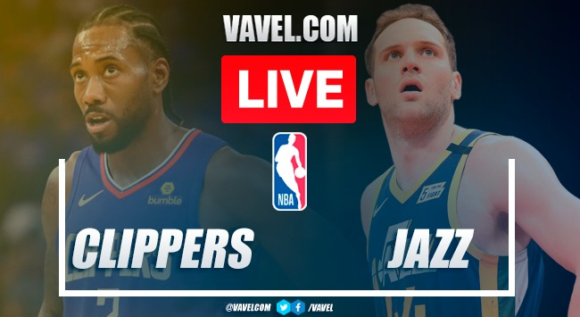 Highlights and Best Moments: Clippers 119-111 Jazz in Game 5 Playoffs 2021