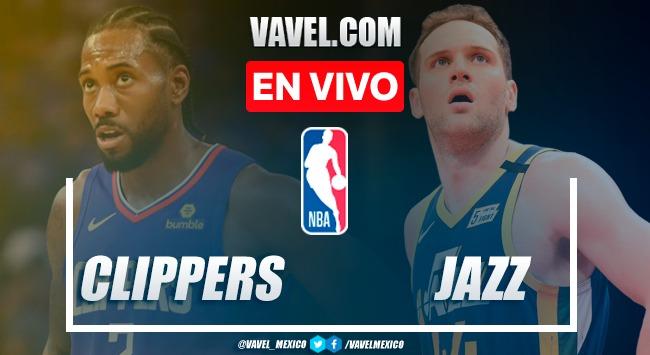 Resumen y mejores momentos: Clippers 119-111 Jazz en el Juego 5 de las Semifinales de la NBA 2021