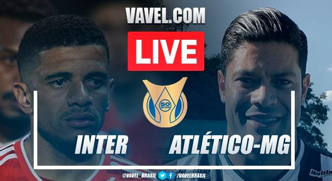 Gol e melhores momentos de Internacional 0 x 1 Atlético-MG pelo Campeonato Brasileiro
