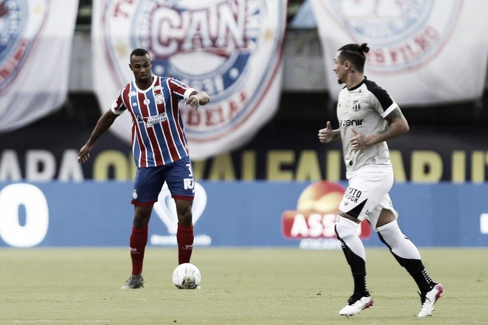 Ceará e Bahia se reencontram após decisão na Copa do Nordeste