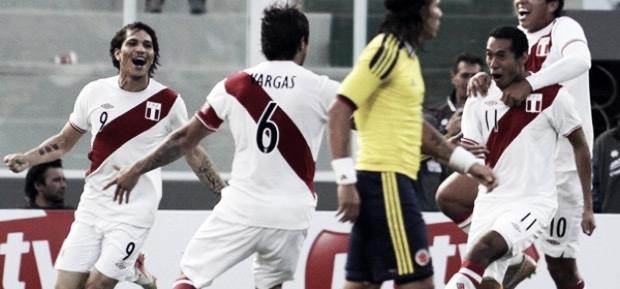 Colombia se enfrentará una vez más a Perú, una selección siempre los complica