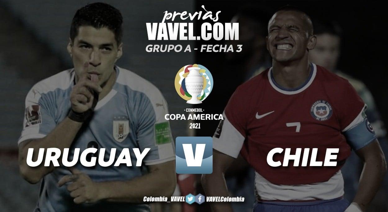 Uruguay-Chile: ¿Quién se quedará con la victoria?