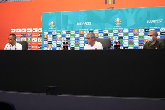 """Fernando Santos: """"El que defienda mejor va a ganar el partido."""""""