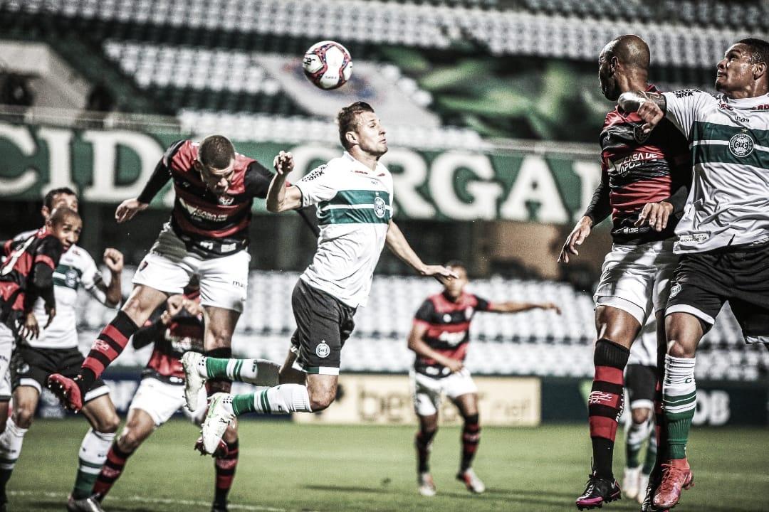 Coritiba vence Vitória e entra no G-4 do Brasileirão Série B