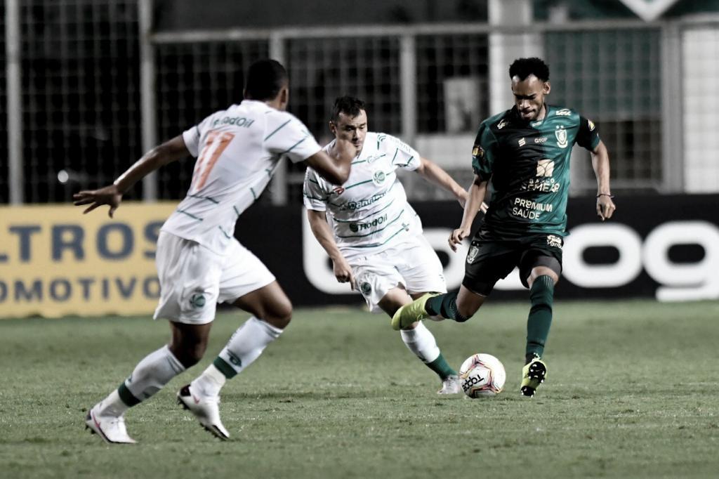 América-MG e Juventude se reencontram no Independência pelo Campeonato Brasileiro
